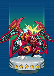 赤翼魔龙王