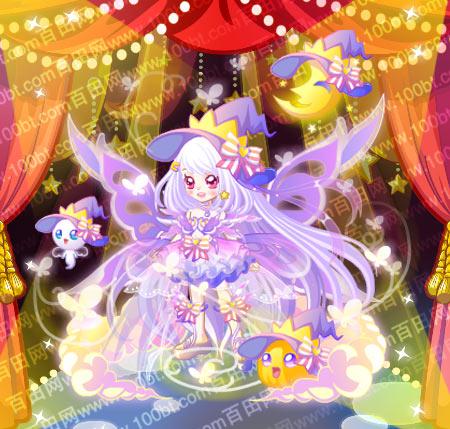 奥比岛 魔力服饰 奥比岛幽灵蝶舞万圣装图鉴  包含部件 幽灵蝶舞梦幻