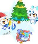 奥拉星星诺们的圣诞节(狼魂)