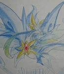 奥拉星超系苍蓝(月羽)