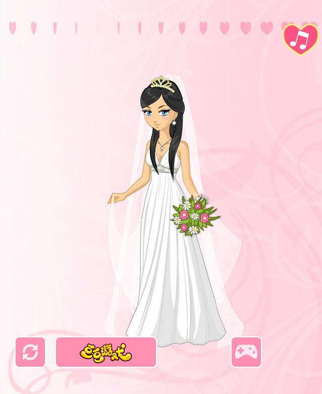 我的婚礼装扮