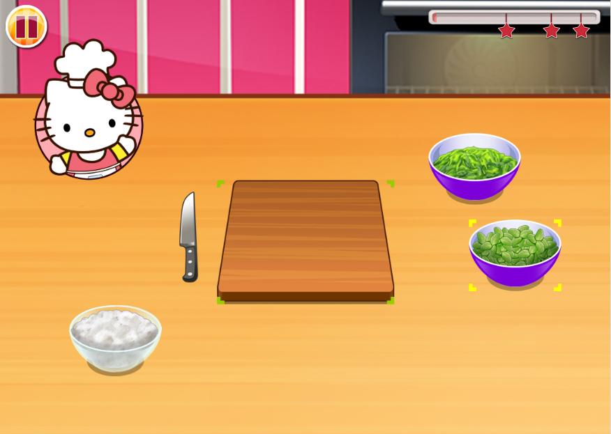 hellokitty的美味厨房