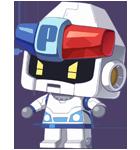 超凡巴迪龙机器人·零