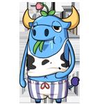 超凡巴迪龙牛头