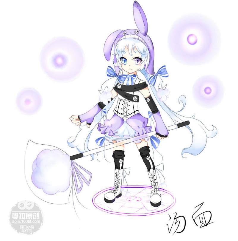 原创服装:棉糖布偶(汤面)