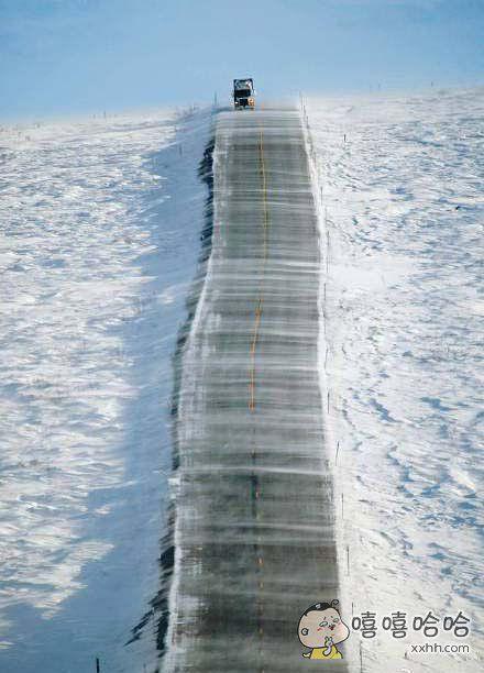 世界上最疯狂风景最震撼的自驾公路之一,阿拉斯加通向北极圈