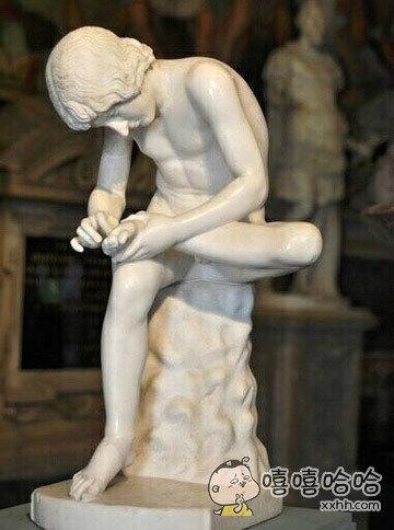 这就是古代艺术进步的后果