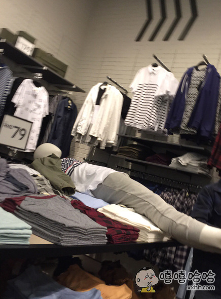 人家卖衣服要钱,你这要命啊。。。