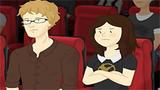 观看青少年电影经历的5个阶段