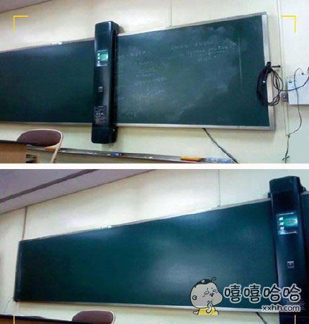 每个教室都应该有的设备!
