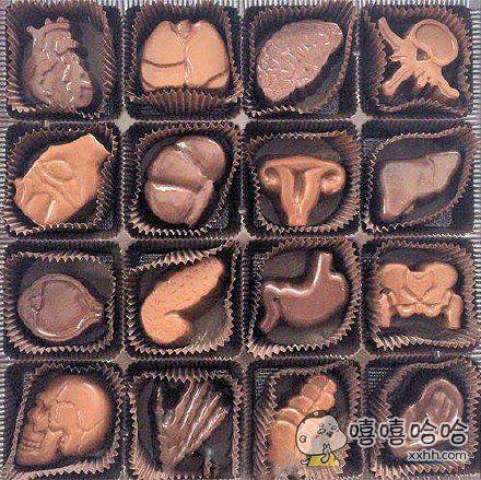 送这样的巧克力确定不会被分手吗?