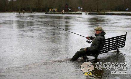 这绝逼是钓鱼大咖