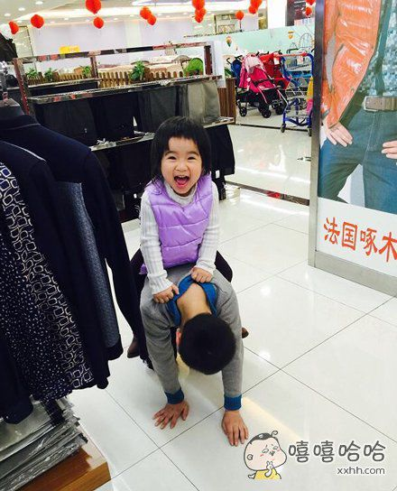 有个妹控的哥哥是多么幸福!
