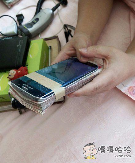 就喜欢这样的手机壳,看着简单、低调