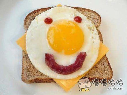 懒癌患者表示,周末的早餐,看看就好