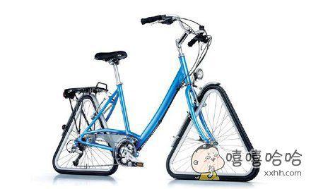 嗯,雪地自行车,一定是这样的