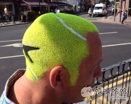 顶着个绿头真的好吗?