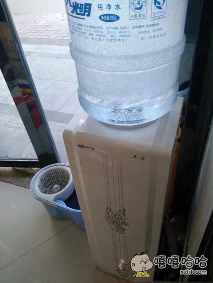 我只是想喝点热水。。。