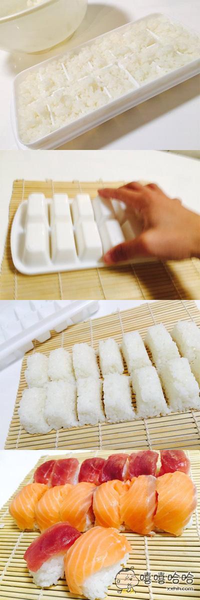 寿司原来可以用这个做。。