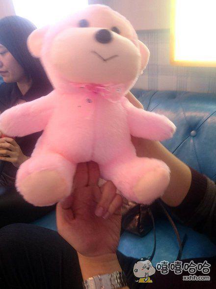 玩具熊的内心是崩溃的