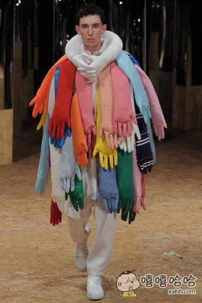 冬天你们还在穿羽绒服吗