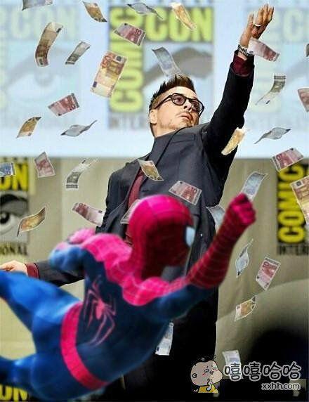 蜘蛛侠的节操又掉光了