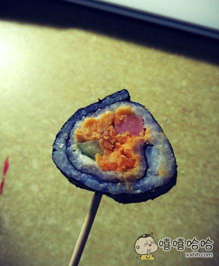 寿司就应该这么吃!