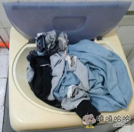 求洗衣机的心理阴影