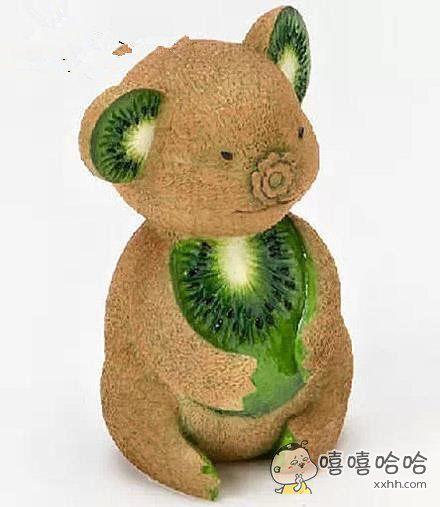 小猪猕猴桃,我一次可以吃一整只。。。
