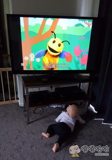 这蜜蜂是不是有点诡异?