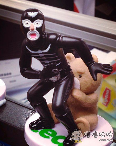 现在的玩具都太污了