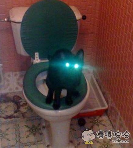 想上厕所,先要签下契约!