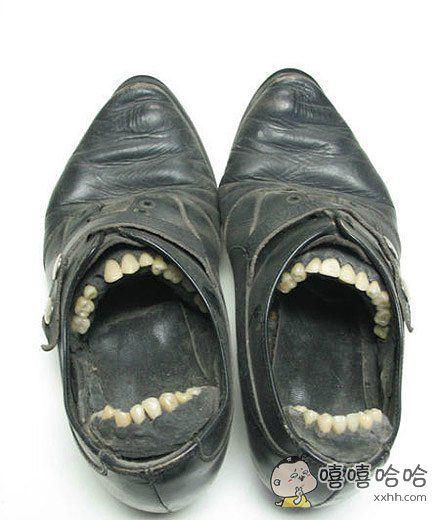 你的鞋子合脚么?