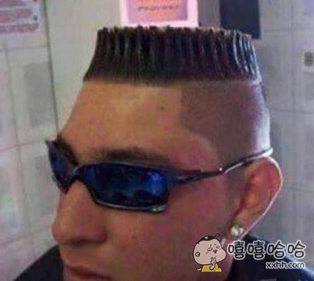 这发型你是怎么完成的?