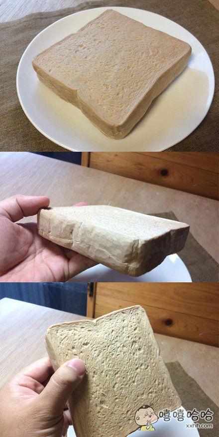 岛国一位神人雕刻的面包,差点就当真了!