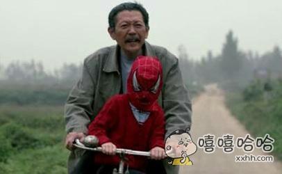 原来蜘蛛侠的童年和我们一样。。