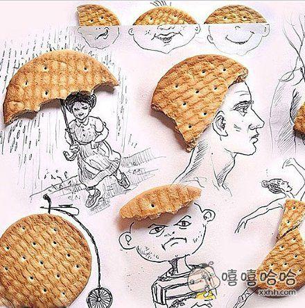 饼干的乐趣