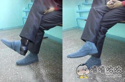 第一次把新鞋穿出门的你