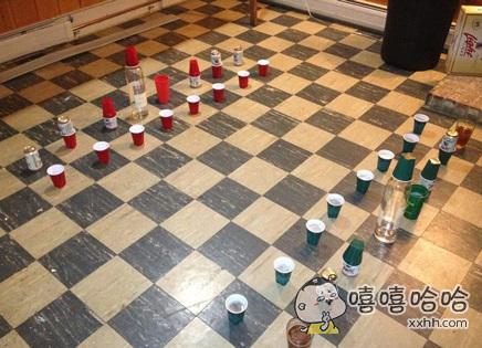 和我来下一盘国际象棋