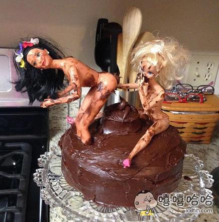 讲真,这蛋糕做的也是没谁了。。