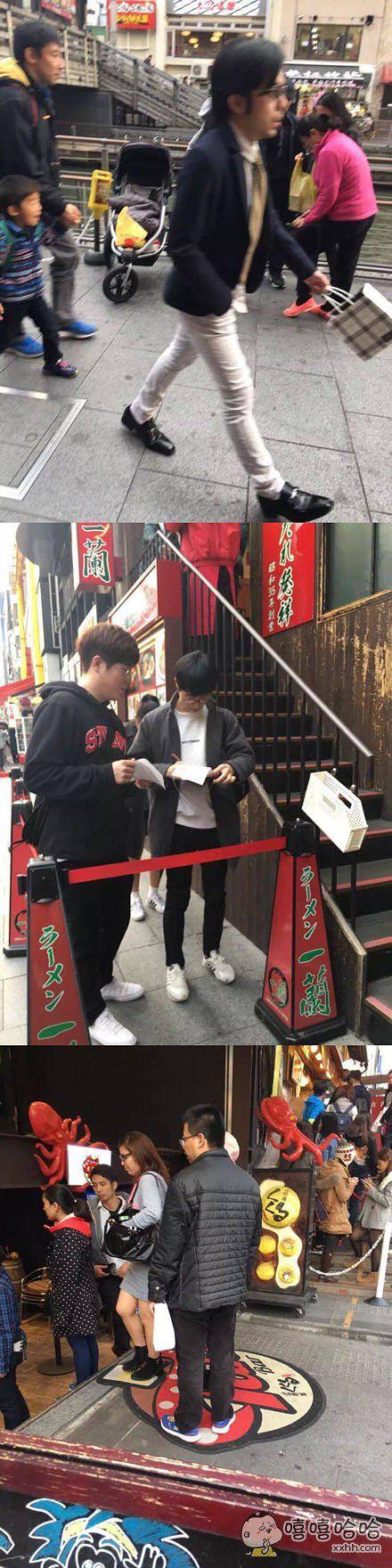 日本男人、韩国男人、中国男人的区别实在太明显了…