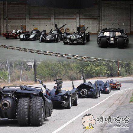 老爷的车集体被盗…