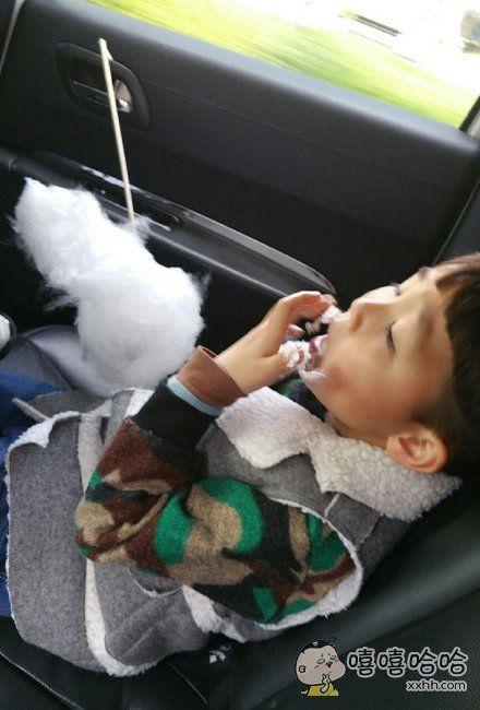 儿童毒品——棉花糖