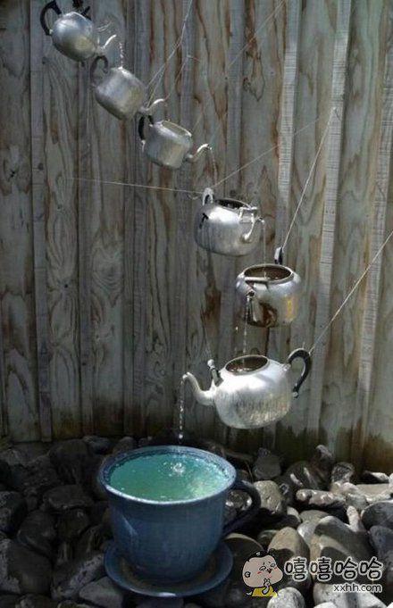 """一条水管是生活,一打水壶叫""""艺术"""""""