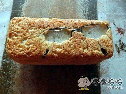 有知识的面包