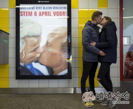 这是要比赛谁吻得时间久么?