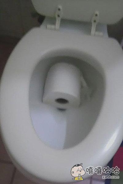 上厕所最怕遇到的事