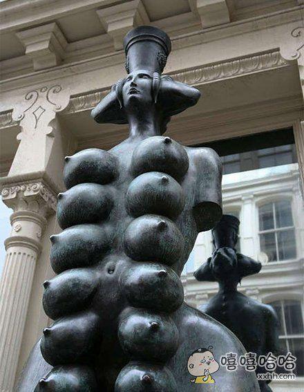 这是个什么雕塑