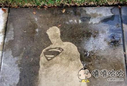 超人怎么了