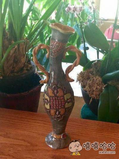 花瓶也妖娆